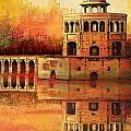 Hiran Minar by Catf