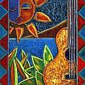 Hispanic Heritage by Oscar Ortiz