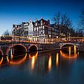 Historic Amsterdam by Wim Slootweg