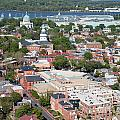 Historic Annapolis Maryland by Bill Cobb