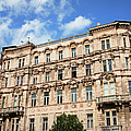Historic Apartment House In Budapest by Artur Bogacki