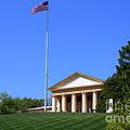 Historic Arlington House by Patti Whitten