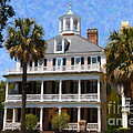 Historic Battery Home by Dale Powell