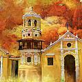 Historic Center Of Santa Cruz De Mompox by Catf