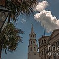Historic Charleston by Dale Powell