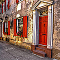 Historic Charleston - Pirate House by Douglas Berry