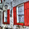 Historic Charleston Pirates House by Dale Powell