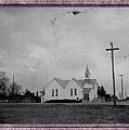 Historic Church - Whitney Nebraska by HW Kateley