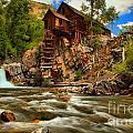 Historic Colorado Landscape by Adam Jewell