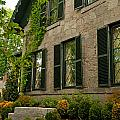 Historic Concord Home by Paul Mangold