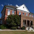 Historic Currituck Courthouse by Jason O Watson
