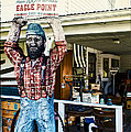 Historic Eagle Point by Mick Anderson