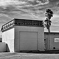 Historic Estrella Gas Station Desert Hot Springs by William Dey
