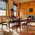 Historic Governor Council Chamber by Olivier Le Queinec