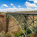 Historic Highway Bridge by Jess Kraft