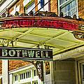 Historic Hotel Bothwell by Steven Bateson