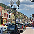 Historic Manitou Springs by Mae Wertz