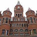 Historic Old Red Courthouse Dallas #1 by Robert ONeil
