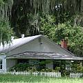 Historic Overstreet Homestead Kissimmee Florida by Kim Chernecky