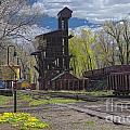 Historic Railroad by Timothy Hacker