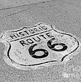 Historic Route 66 by Kay Pickens