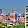 Historic Western Auto Building Kansas City  Missouri by Liane Wright