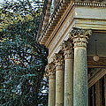 Historical Athens Alabama Courthouse by Kathy Clark