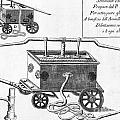 Historical Fire Engine 1728 by Wellcome Images