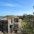 Historical Fort Wool Virginia Landmark by Kathy Clark