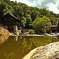 History Along Slippery Rock Creek by Adam Jewell