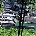 Hiwassee Dam 2 by Deborah Good