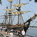 Hms Bounty Newburyport by Christian Hanson