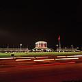 Ho Chi Minh Mausoleum Hanoi by Shaun Higson