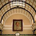 Ho Chi Minh Portrait by Shaun Higson