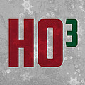 Ho Ho Ho Have a Very Nerdy Christmas by Design Turnpike
