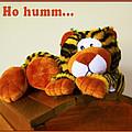 Ho Hummm Tiger by Barbara Snyder