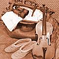 Hobbies Ready For Travel by Barbara McDevitt