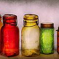 Hobby - Jars - I'm A Jar-aholic  by Mike Savad