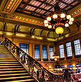 Hoboken Terminal by Anthony Sacco