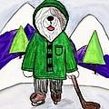 Hockey Anyone by Cathy Howard