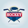 Hockey Logo,sport by Vextor Studio
