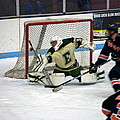 Hockey Off The Handle by Thomas Woolworth