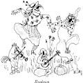 Hoedown by William Steig