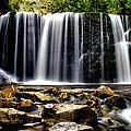 Hogg Falls by Matthew Winn