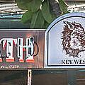 Hog's Breath Saloon 1 Key West - Hdr Style by Ian Monk