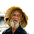 Hoi An Fisherman by David Smith