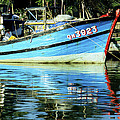 Hoi An Fishing Boat 01 by Rick Piper Photography