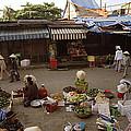 Hoi An Market by Shaun Higson