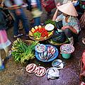 Hoi An Market by Stuart Row