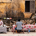 Hoi An Noodle Stall 03 by Rick Piper Photography
